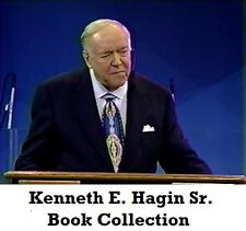 Kenneth E. Hagin Sr - Book Collection - Get them All ! 110+ Books - Save