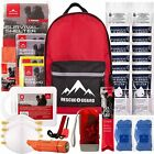First Aid Kit Hurricane Disaster or Earthquake Emergency Survival Kit Supplies