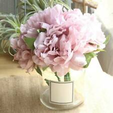Home Crafts Artificial Flower 7 Colors Bottle Decoration 1pc Holding Flowers W