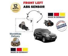 FOR HYUNDAI TERRACAN 2.5 2.9 3.5 TD CRDi V6 2001-2006 NEW FRONT LEFT ABS SENSOR