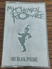 My Chemical Romance THE BLACK PARADE Reprise Records NEW SEALED CASSETTE TAPE
