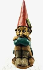 Vintage Tom Clark Gnome Pecan resin Name Clarence Style # 5168