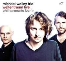 CD de musique album trio en promo