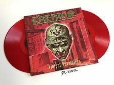 Kreator - Violent Revolution vinyl lp sodom slayer nuclear assault destruction