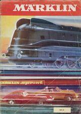 MARKLIN GAUGE HO & 1 MODEL RAILWAYS 1970 PRODUCT RANGE CATALOGUE (DUTCH TEXT)