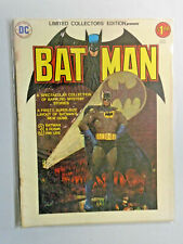 Batman DC Treasury Edition #C-44 bagged & boarded 5.0 (1976)