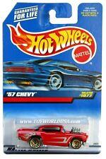 1999 Hot Wheels #1077 '57 Chevy