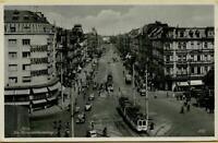 1937: Postkarte Ansichtskarte Köln Hohenzollernring 1938