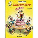Morris et Goscinny - Lucky Luke, tome 3 : Dalton City - 1996 - relié