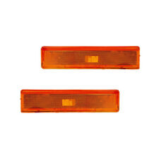 NEW SIDE MARKER LIGHT PAIR FITS FORD F-150 1980-1985 1986 FO2550108 E0TZ15A201A