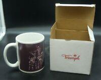 Tazza da collezione marca TRIUMPH nuova - Collectible Cup New
