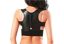 Beautyko Infrared Corrective Back Posture Support with Magnets Unisex - Black