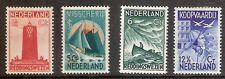 Nederland    Nummer  257/260   Ongebruikt
