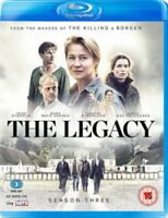 Neuf The Legacy Saison 3 Blu-Ray