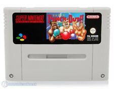 Nintendo SNES Spiel - Super Punch Out !! Modul