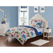 Comforter set for kids Boys Twin Size Bed in a bag Bedding set