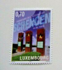 Luxembourg 2009 SCHENGEN Treaty  MNH  Unused stamps