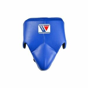 Authentic Winning Boxing Groin Cup protector Blue M size CPS500 from JAPAN NEW