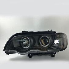 2pcs Refit Headlights For BMW X5 E53 3.0i 4.4i 4.6is 4.8is 2000-2004