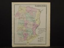 Maine/York County Map, 1872, Town of Limington, Z4#83