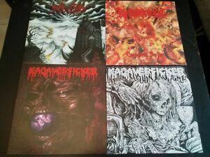 Grindcore Vinyl LP Packet - Sammlung Exhumed Torsofuck Waco Jesus Haemorrhage