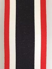 Germany/German WWII Knights Cross of the War Merit Cross neck ribbon