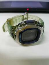 G-Shock Vintage Jelly Duplex Display Ironman Shape Face Sunrise Moon/Tide WT