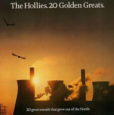 THE HOLLIES ( NEW SEALED CD ) 20 GOLDEN GREATS / THE VERY BEST OF GREATEST HITS