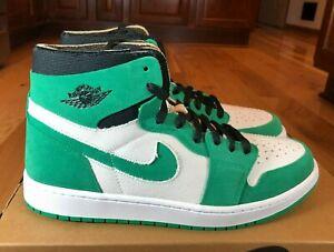 Nike Air Jordan 1 Zoom Air Comfort Stadium Green Black White CT0978 300 Size 12