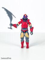 GI JOE - ROYAL GUARD V1 - w/ Weapon Scyth Cobra 1987 Hasbro ARAH Action Figure