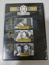JOYAS DEL CINE NEGRO DVD 4 PERVERSIDAD - CON LAS HORAS CONTADAS - DETOUR NUEVA