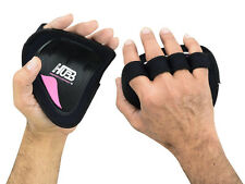 Grip Pads Gym Gloves Training Weight Lifting Grip Pads Gym Grip Pads HG-800 Pink
