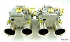 Weber authentique 45 dcoe 152 paire glucides/carburateurs offre spéciale £ 597.00