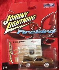 RARE Johnny Lightning ~ White Lightning ~ 1971 Pontiac Firebird Formula ~ MOC