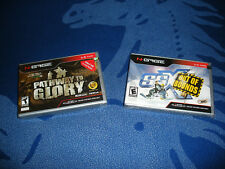NOKIA N-GAGE NGAGE LOT OF 2 NEW SEALED GAMES PATHWAY TO GLORY SSX OUT OF BOUNDS