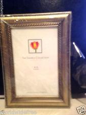 Dennis Daniels Brass Beaded Plate Frame 4x6