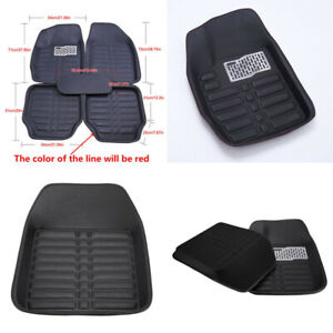 DELUXE CARPET TAILORED CAR FLOOR MATS NON-SLIP CHEVROLET AVEO 2012 ONWARDS