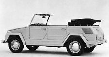 1970 Volkswagen 181 Thing Factory Photo J6823
