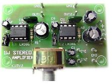 2W Stereo Amplifier Kit for Portable Devices ( KIT_115 )