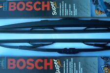 Bosch portaescobillas (par) C/w Spoiler Bmw E46 1998-05