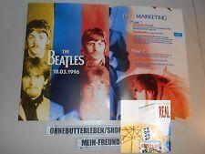 !!NO!!CD Pop Beatles - 18.03.1996 / Presskit EMI ELECTROLA (+ Badge/Scan!)