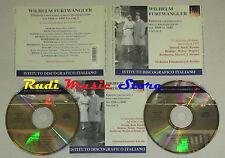 BOX 2 CD FURTWANGLER Edizione cronologica registrazioni1926 1945 BACH lp mc dvd