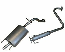 ROVER 25 1.4 1.6 CENTRE AND REAR EXHAUST BOXES SILENCERS 99-05 3 YEAR WARRANTY