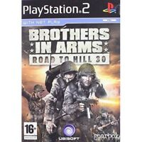 Brothers In Arms:Road To Hill 30 for Sony Playstation 2 from Gearbox/UbiSoft