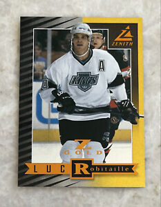 1997-98 Pinnacle Zenith Z-Gold #41 LUC ROBITAILLE 78/100