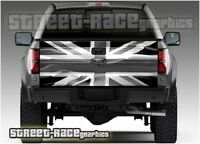 707 Tailgate truck 4x4 wrap printed graphics vinyl Ford F-150 Toyota Hilux L200