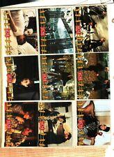 1996 101 DALMATIANS MOVIE COMPLETE BASE CARD SET OF 101 DY DISNEY