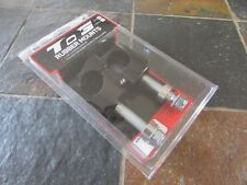 Black TAG 4098 Rubber Handlebar Mounts CR125-250 CRF250-450 KX250F KX450F