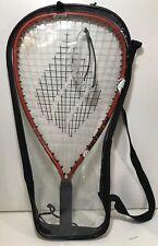 Ektelon Energy 900 Power Level Racquetball Racquet, Glasses, carry case