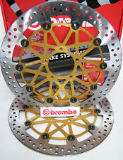 Brembo Front Brake Rotors 330mm Kawasaki Ninja ZX10R ZX-10R ZX1000 ABS 16-17